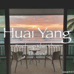 "<span class=""title"">タイのビーチリゾート【Huai Yang(フアイヤン)】海に面した一軒家ヴィラに滞在</span>"